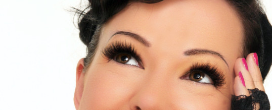 April Showers and Easter Bunny lashes!